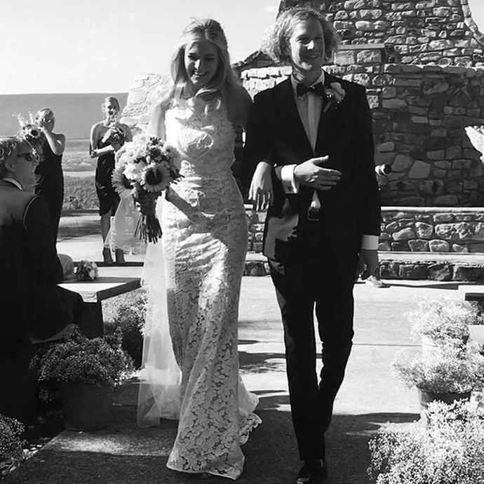 [Bridget Malcolm wore Lover to marry](https://www.harpersbazaar.com.au/bazaar-bride/bridget-malcolm-marries-nathaniel-hoho-in-custom-lover-13225) Nathaniel Hoho in 2016.