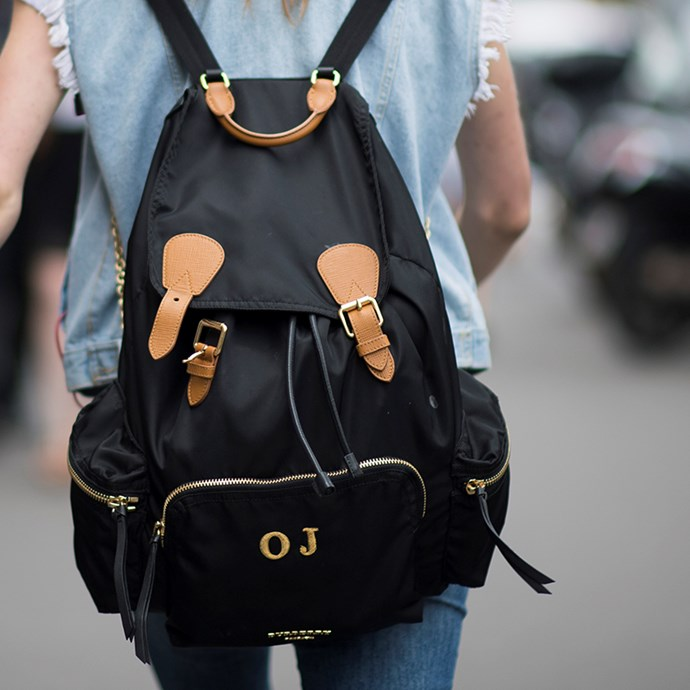 **7. The practical backpack**