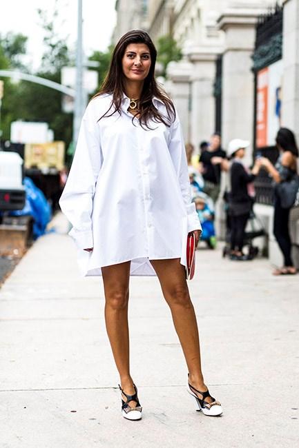 Giovanna Battaglia <br><br> Image: Jason Lloyd-Evans