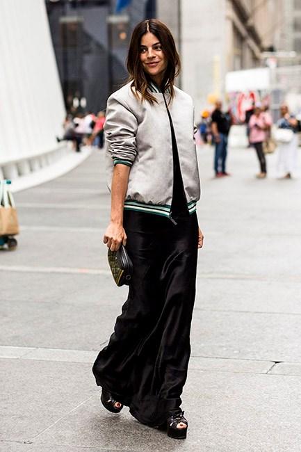 Julia Restoin-Roitfeld <br><br> Image: Jason Lloyd-Evans