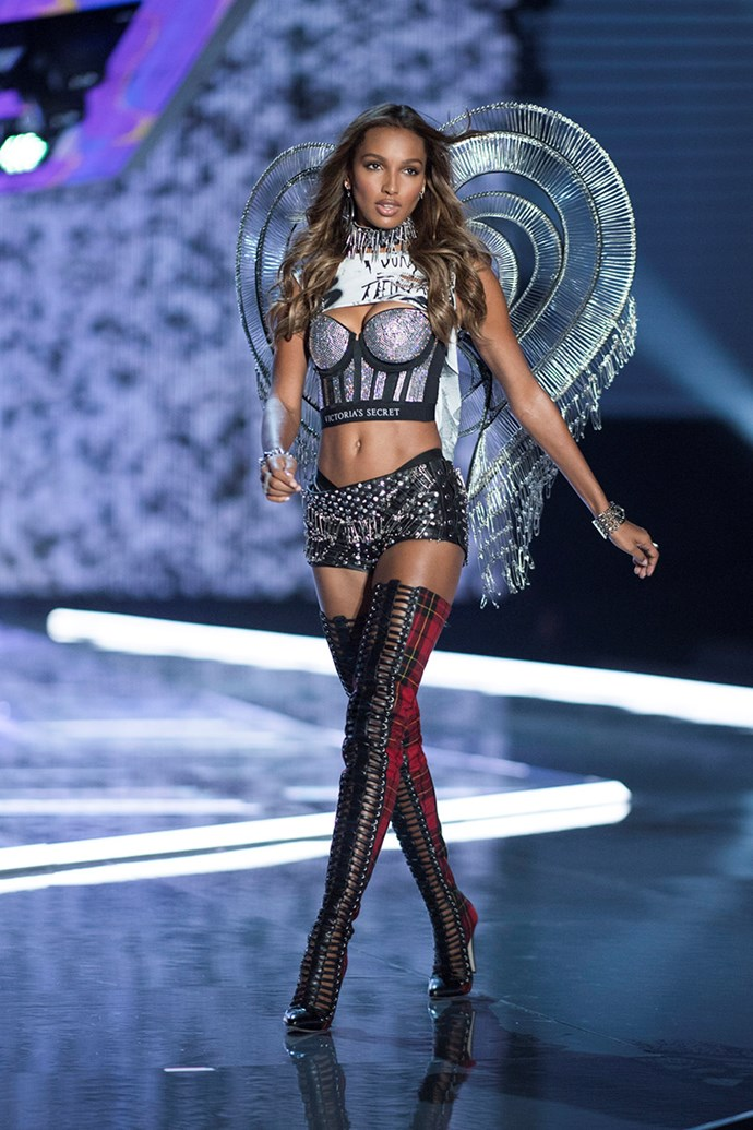 ***Jasmine Tookes (again)*** <br> Stranger things have happened. Remember, Adriana Lima and Gisele Bündchen have both donned the Fantasy Bra more than once (Lima wearing it twice within three years), so Tookes *definitely* has another shot at the Fantasy Bra title.