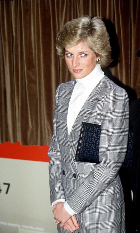 At Paddington Station in London on May 3, 1988