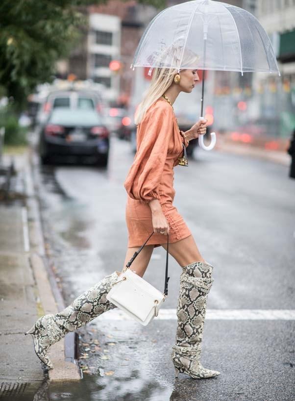 New York Fashion Week spring summer '19 <br><br> Image: Getty