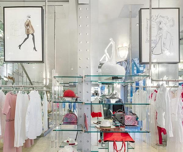 """***Le Louvre*** <br><br> Grand in every sense of the word, Le Louvre and its extensive list of international labels, including Galliano and Giles Deacon, is taking retail therapy to a whole new level. <br><br> Shop here: *[Le Louvre](https://www.lelouvre.com.au/