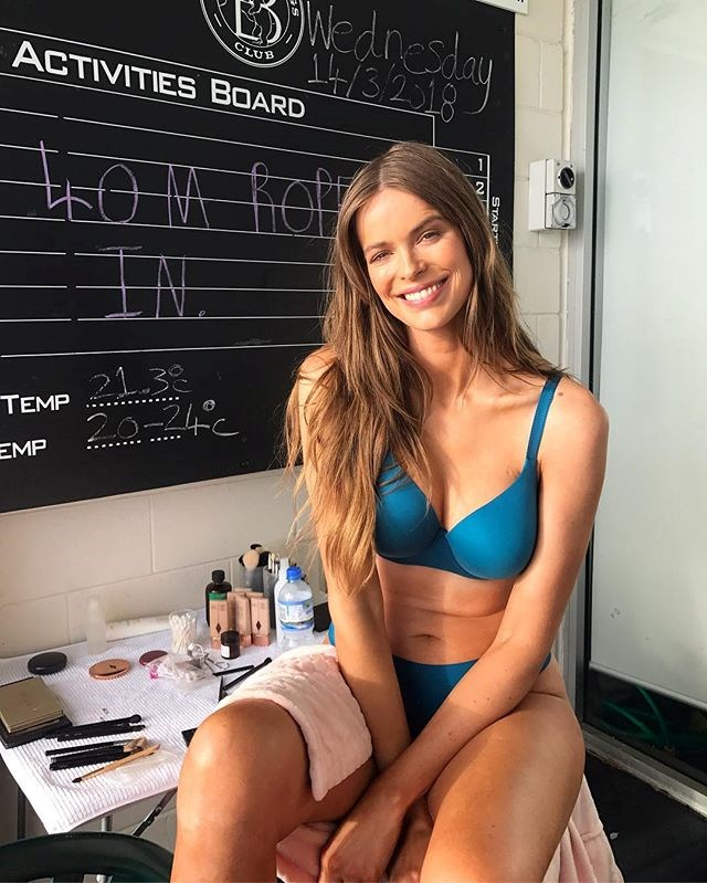 """**17. Robyn Lawley** <br><br> A mix of envy-inducing lingerie campaigns and candid life-behind-the-screen honesty (like her [awful ordeal](https://www.instagram.com/p/Bma6eyKn6qD/?taken-by=robynlawley