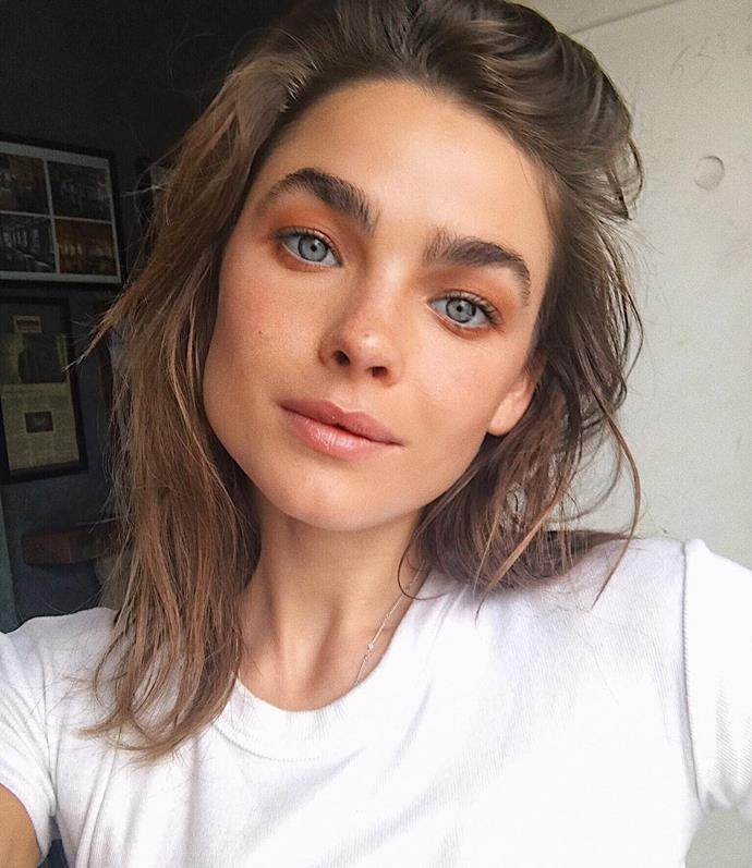"**11. Bambi Northwood Blyth** <br><br> Bambi and her iconic brows are among Australia's most bankable fashion exports—the model works with everyone from resident Cool Girl label Realisation to Aussie heavyweights Zimmermann. <br><br> Follow: [@bridgetmalcolm](https://www.instagram.com/bridgetmalcolm/|target=""_blank""