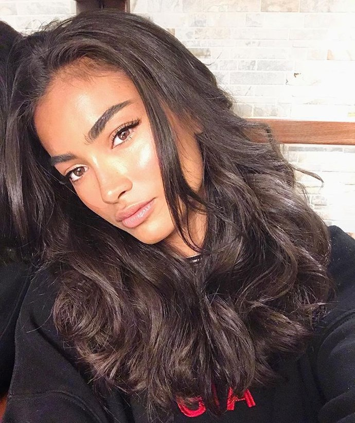"""**4. Kelly Gale** <br><br> Kelly Gale—who describes herself as """"Half Indian, half Australian, kinda Swedish""""—is one of Australia's most successful modelling exports. Aside from walking for the Victoria's Secret Fashion Show three times (she'll be walking a fourth come November), Gale is also known for her work with *Sport's Illustrated* and for working with everyone from H&M to Tom Ford. Her follow count? 814,000.  <br><br> Follow: [@kellyboomboom](https://www.instagram.com/kellyboomboom/?hl=en
