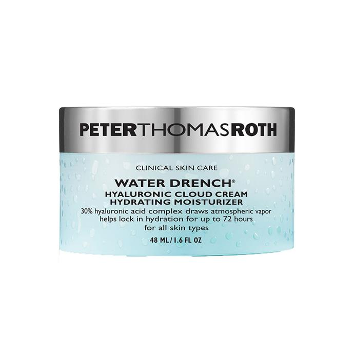 "**TOP-SELLER AT SEPHORA:** <br>  Peter Thomas Roth Water Drench Hyaluronic Cloud Cream, $75 at [Sephora](https://www.sephora.com.au/products/peter-thomas-roth-water-drench-hyaluronic-cloud-cream/v/default|target=""_blank""