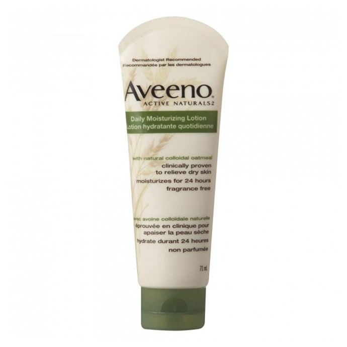 "**TOP-SELLER AT PRICELINE:** <br>  Aveeno Daily Moisturising Lotion, $4 at [Priceline](https://www.priceline.com.au/aveeno-daily-moisturising-lotion-71-ml|target=""_blank""