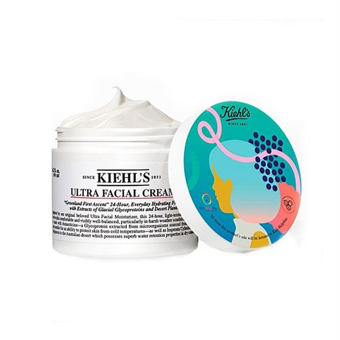 "**TOP-SELLER AT DAVID JONES:** <br>  Kiehl's Ultra Facial Cream 2018 Limited Edition, $74 at [David Jones](https://www.davidjones.com/Product/22000730/ULTRA-FACE-CREAM-2018-LIMITED-EDITION-125ML|target=""_blank""