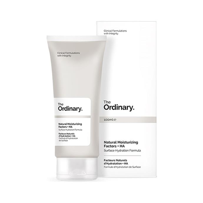"**TOP-SELLER AT ADORE BEAUTY:** <br>  The Ordinary Natural Moisturizing Factors + HA Cream, $13 at [Adore Beauty](https://www.adorebeauty.com.au/the-ordinary/the-ordinary-natural-moisturizing-factors-ha-100ml.html|target=""_blank""