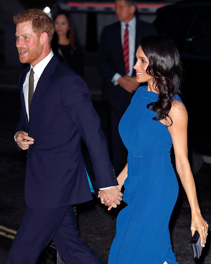 Meghan, Duchess of Sussex in Jason Wu on September 5.