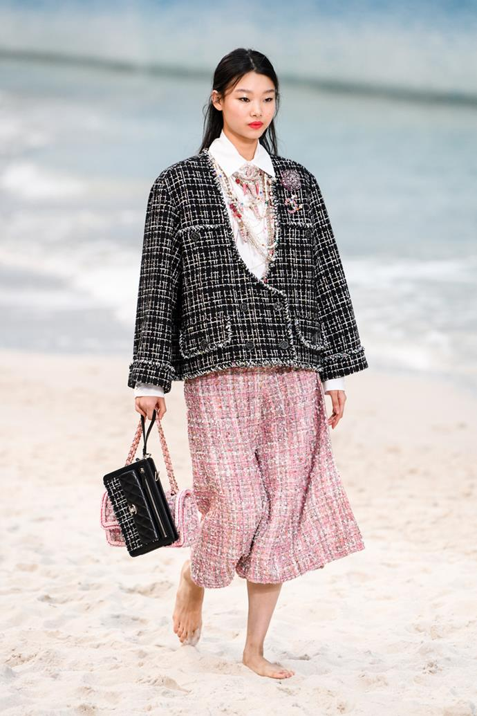 Chanel spring/summer '19