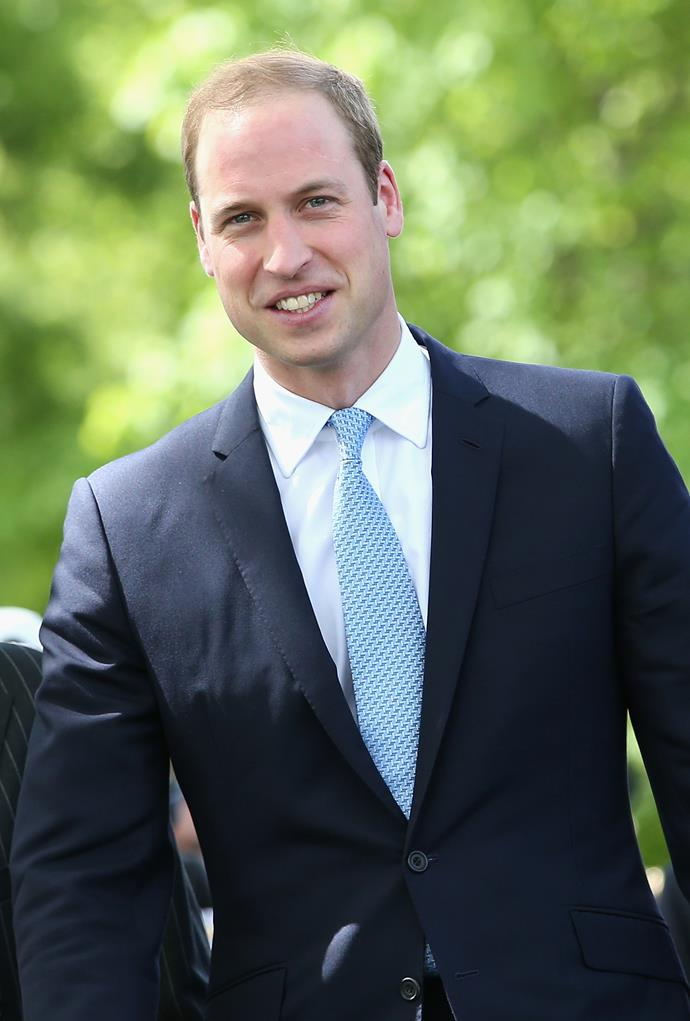 """**Prince William, Duke of Cambridge**<br><br> *$56 million AUD*<br><br> As third in line to the throne, Prince William is in a pretty solid place financially. During his service in the military, then as an ambulance pilot, William earnt a steady paycheck. On top of that, he also received substantial inheritances from both his mother, Diana, Princess of Wales, and his great-grandmother, Elizabeth, the [Queen Mother](https://www.elle.com.au/celebrity/queen-mother-prince-harry-inheritance-18239 target=""""_blank"""")."""