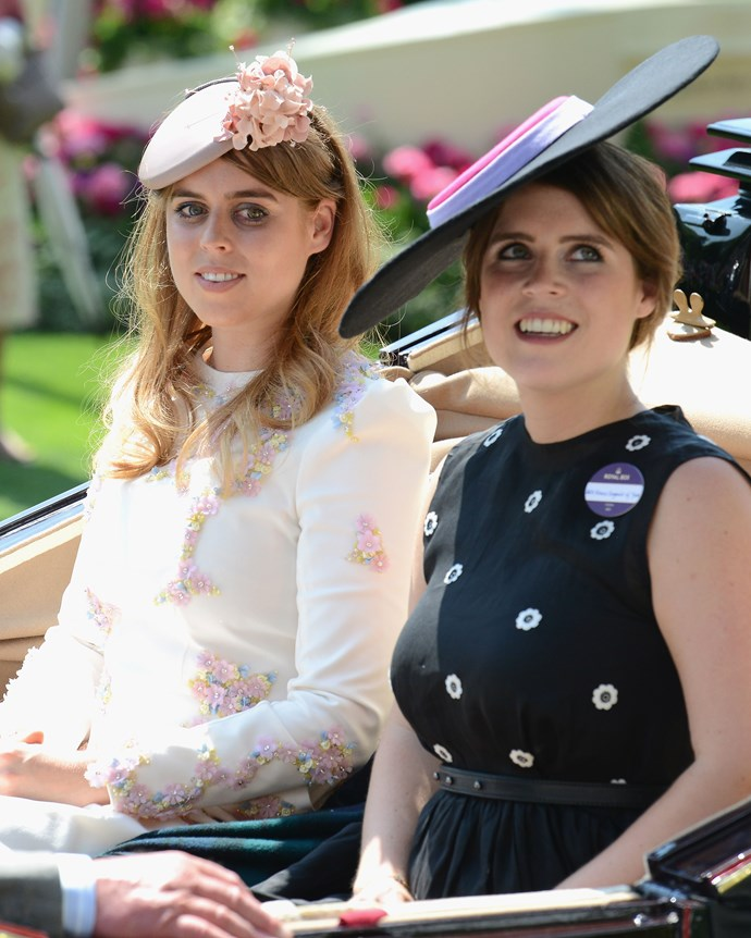 ***No selfies will be permitted at the wedding*** <br><br> British royal family members are staunchly prohibited from selfie-taking—so we highly doubt you'll see Eugenie appearing in any selfies from her reception, if there *are* any taken at all.
