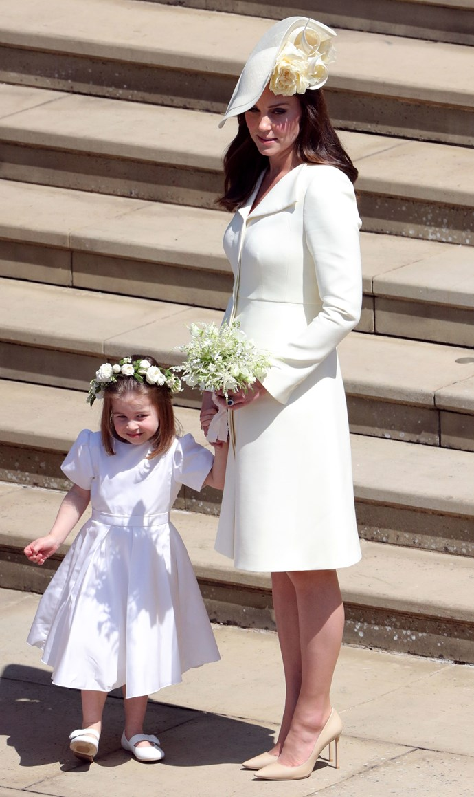 The wedding of Meghan Markle and Prince Harry in May, 2018.