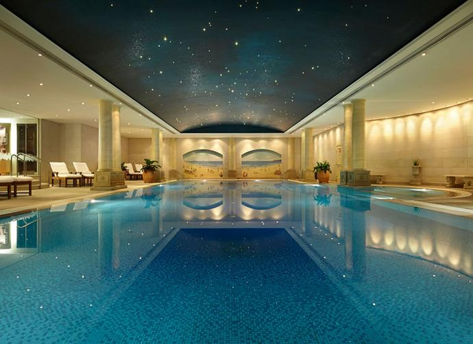 """***The Day Spa by Chuan at The Langham Sydney*** <br> The Langham Sydney has long been one of Sydney's most exclusive enclaves, and their wellness spa hits all the right spots. Just take a look at that pool! <br><br> As well as their build-your-own treatment packages, The Day Spa by Chuan also offers a $410 'Full-Body Facial'. You can bet we've signed up.  <br><br> *Treatments start at $85 for 30 minutes, book at [The Langham Sydney](http://www.langhamhotels.com/en/the-langham/sydney/wellness/the-day-spa/