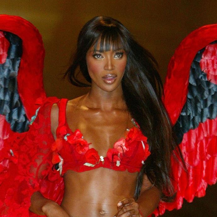 Naomi Campbell, 2002