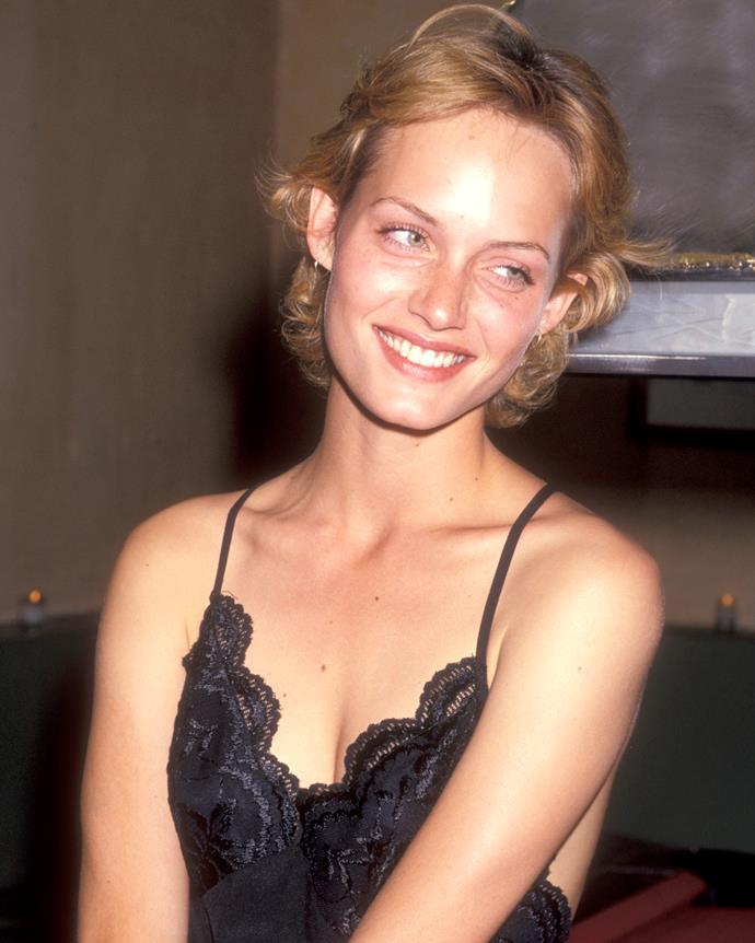 ***1994:*** Amber Valletta