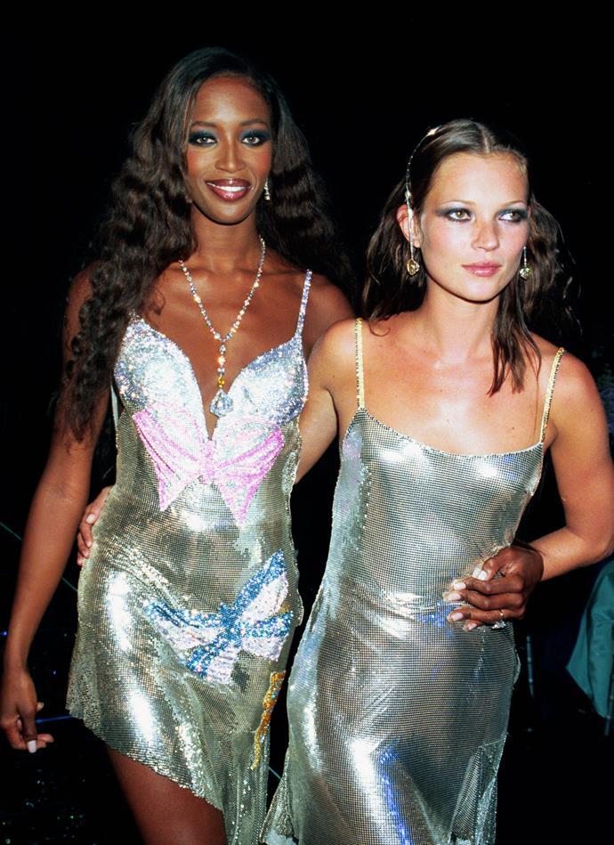 ***1999:*** Naomi Campbell (again)