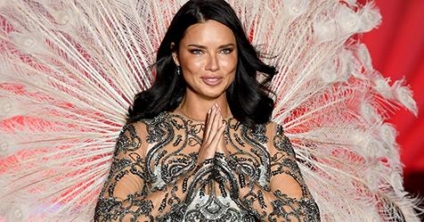 2aed48691a Adriana Lima Cries At Her Last-Ever Victoria s Secret Show ...