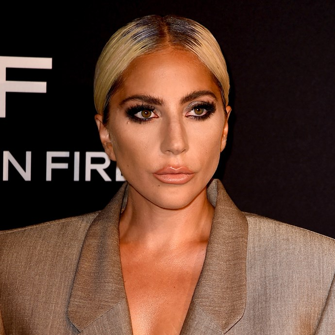Lady Gaga in October 2018.