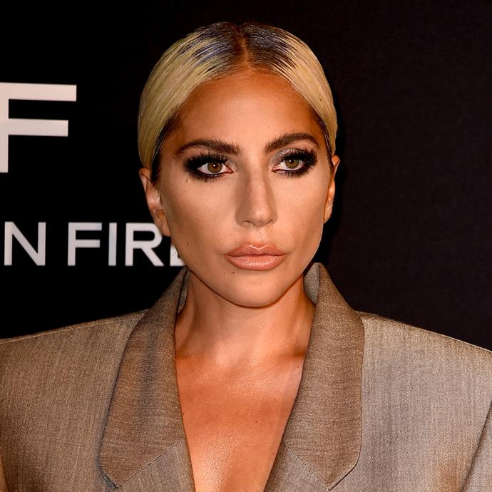 Lady Gaga in October 2018.