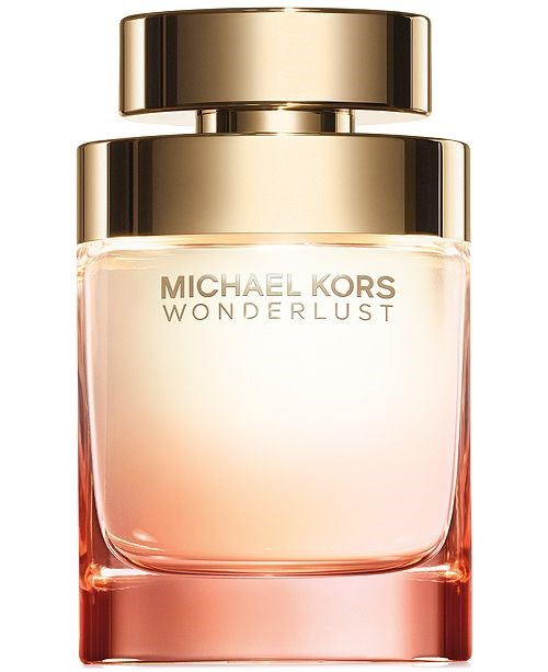 """**[Michael Kors Wonderlust eau de parfum](https://www.myer.com.au/p/michael-kors-michael-kors-wonderlust-edp-50ml?gclsrc=aw.ds&gclid=CjwKCAiArK_fBRABEiwA0gOOc_92HWbJj7ElC98UUiczXFZeQLtuqNMPQDvYX1xdQN1xaOGJQpQZHxoC-jkQAvD_BwE&gclsrc=aw.ds