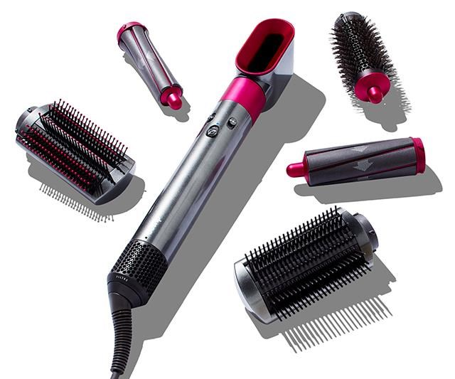"**Airwrap™ styler, $699 by [Dyson](https://www.dyson.com.au/haircare/airwrap-styler/overview.aspx |target=""_blank""