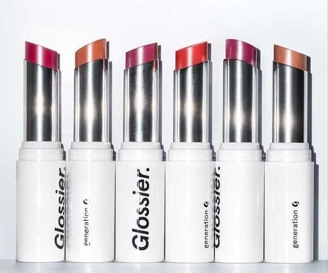 "**Lipstick, approx. $25 at [Glossier](https://www.glossier.com/products/generation-g|target=""_blank""
