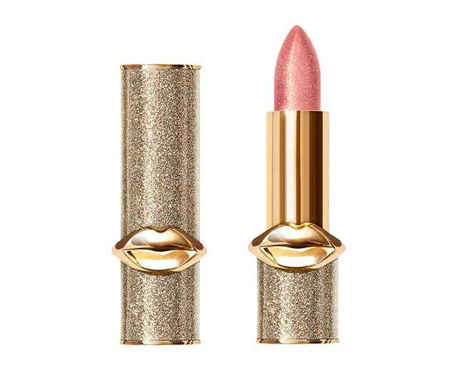 "**Lipstick in Nude Romantique, $60 by [Pat McGrath Labs](https://www.patmcgrath.com/products/blitztrance-lipsticks?variant=16554904748101|target=""_blank""