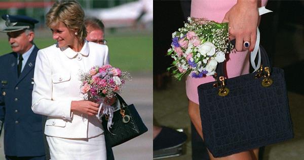 Why Princess Diana Had This Dior Handbag Named After Her   Harper s BAZAAR  Australia 2b3caf16bd
