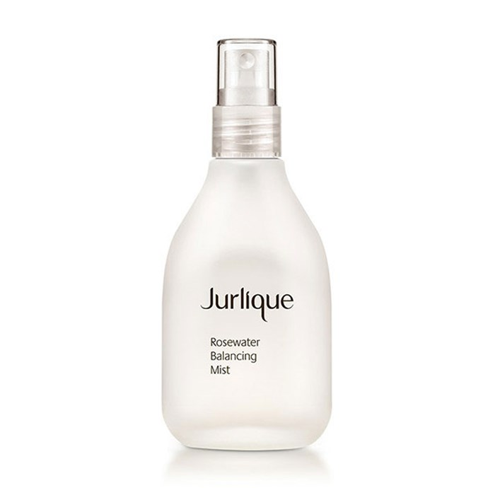"**Best Facial Mist** <br><br> Rosewater Balancing Mist, $35 at [Jurlique](https://www.jurlique.com.au/rosewater-balancing-mist|target=""_blank""|rel=""nofollow"")"
