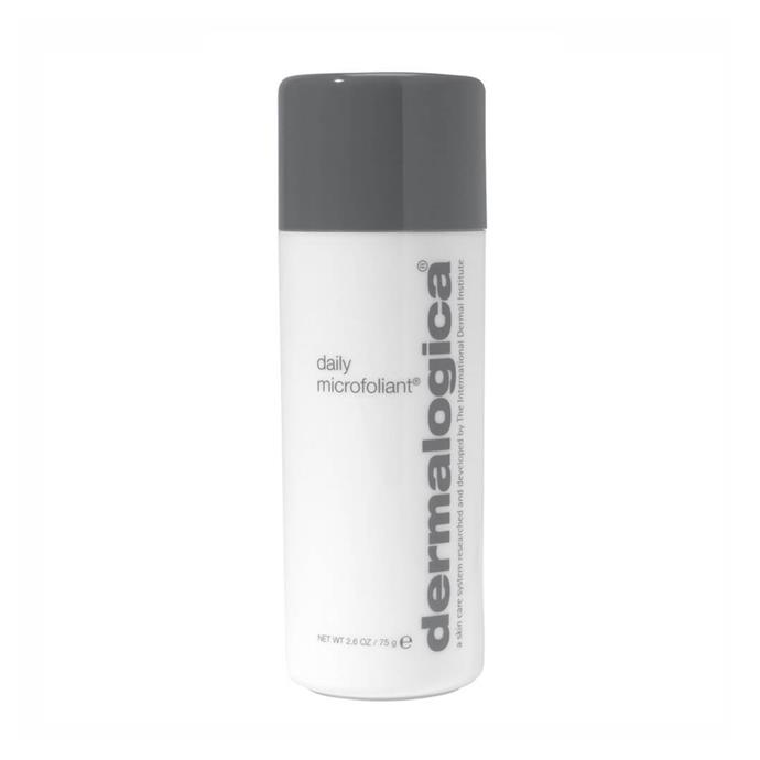 "**Best Exfoliator** <br><br> Daily Microfoliant, $84 at [Dermalogica](https://www.dermalogica.com.au/daily-microfoliant/11,en_AU,pd.html|target=""_blank""