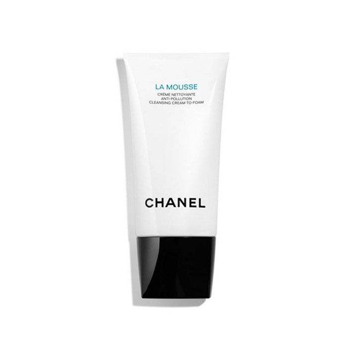 "**Best Cleansing Cream** <br><br> La Mousse Anti-Pollution Cleansing Cream-to-Foam, $45 at [Chanel](https://www.chanel.com/us/skincare/p/141450/la-mousse-anti-pollution-cleansing-cream-to-foam/|target=""_blank""