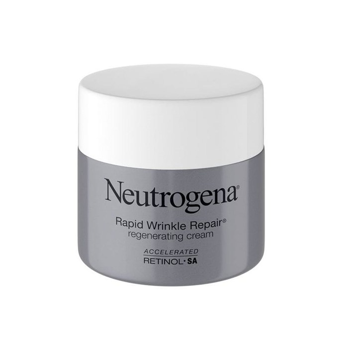 "Best High Street Anti-Ageing Range <br><br> Rapid Wrinkle Repair regenerating cream, $49 at [Neutrogena](https://www.neutrogena.com.au/face/moisturisers/rapid-wrinkle-repair/regenerating-cream?|target=""_blank""