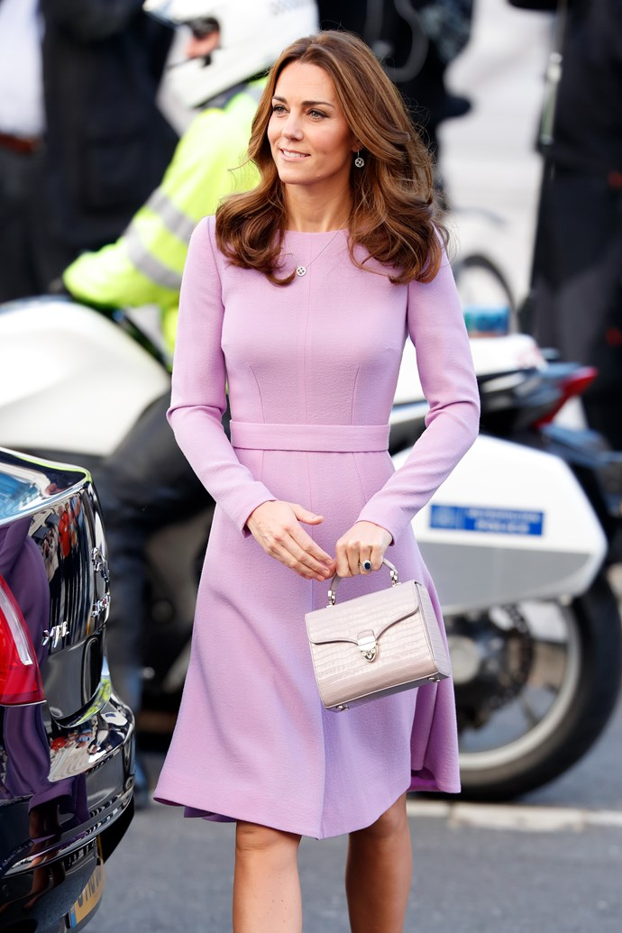 """***Exercise*** <br> While Kate's workout routine is obviously rigorous, the Duchess of Cambridge is also said to enjoy [yoga](https://www.harpersbazaar.com.au/health-fitness/best-yoga-studios-sydney-17482 target=""""_blank"""")—which helps her calm down and de-stress, as well as building up strength and core muscles. <br><br> The benefits of daily yoga practice needs, so it's unsurprising that Kate employs it to stay trim."""