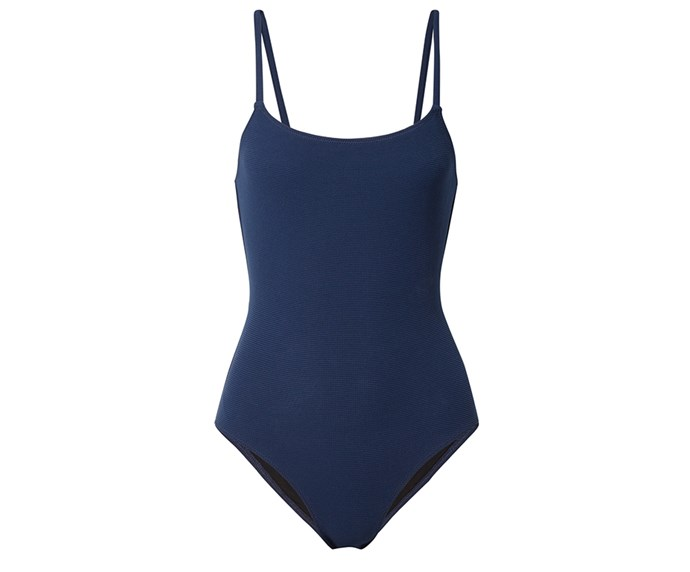 """**Solid & Striped swimsuit, $213.91 at [Net-a-Porter](https://www.net-a-porter.com/au/en/product/1049852/Solid_and_Striped/the-nina-stretch-pique-swimsuit
