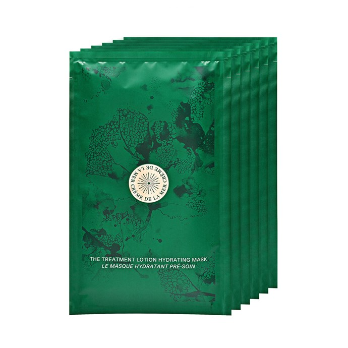 "**Best Anti-Ageing Facials** <br><br> The Treatment Lotion Hydrating Mask by La Mer, $180 at [Mecca](https://www.mecca.com.au/la-mer/the-treatment-lotion-hydrating-mask/I-033227.html|target=""_blank""