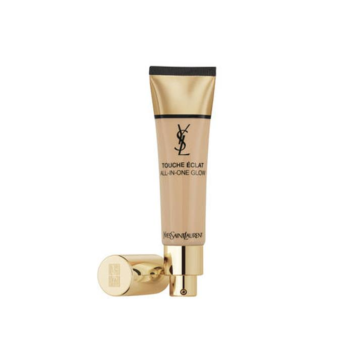 "**Best Light Coverage Foundation** <br><br> Touche Éclat All-In-One Glow Foundation, $79 at [YSL](https://www.yslbeauty.com.au/makeup/complexion/foundation/touche-eclat-all-in-one-glow-foundation/3614271944047.html?|target=""_blank""