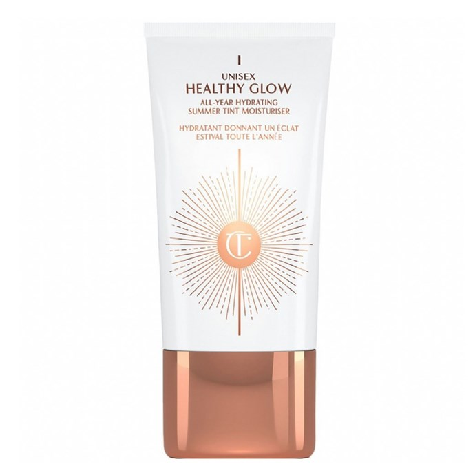 "**Best Tinted Moisturiser** <br><br> Charlotte Tilbury Unisex Healthy Glow, $50, at [Charlotte Tilbury](https://www.charlottetilbury.com/au/unisex-healthy-glow-tinted-moisturiser.html|target=""_blank""|rel=""nofollow"")."
