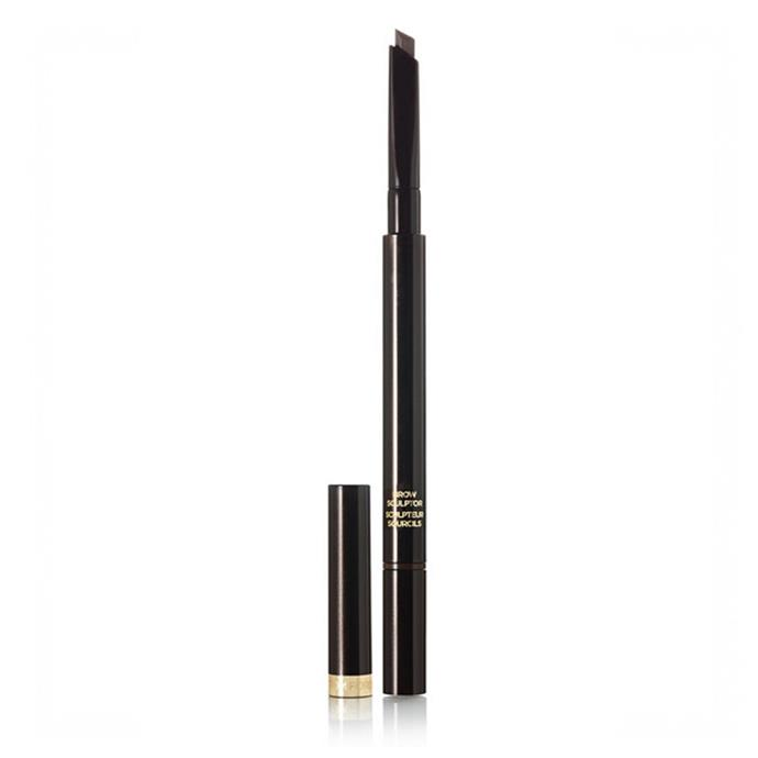 "**Best Brow Pencil** <br><br> Tom Ford Brow Sculptor, $94, at [Tom Ford](https://www.tomford.com/brow-sculptor-with-refill/8806607046.html|target=""_blank""