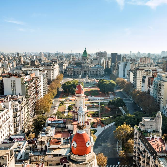 <strong>Argentina</strong> <br><br> <strong>Best time to go:</strong> Argentina's springtime (October to mid-December) and autumn (April to mid-June) are considered the best time to visit.