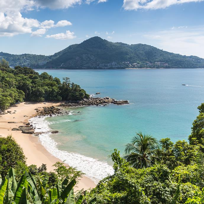 <strong>Thailand</strong> <br><br> <strong>Best time to go:</strong> Thailand's weather is generally good from November through February—the perfect summer escape.