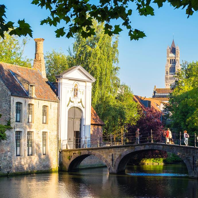 <strong>Belgium</strong> <br><br> <strong>Best time to go:</strong> Warm weather and a bunch of festivals make July and August the best (and busiest) times to travel to Belgium.
