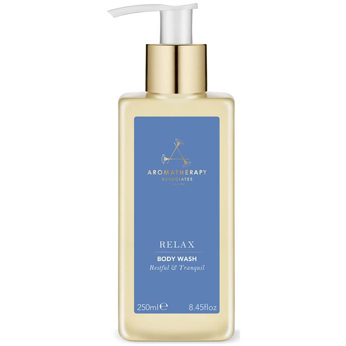 "**Best Aromatherapy Body Wash** <br><br> Aromatherapy Associations Body Wash, $56, at [Adore Beauty](https://www.adorebeauty.com.au/aromatherapy-associates-relax-body-wash.html|target=""_blank""