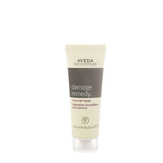 "**Best For Damaged Hair** <br><br> Aveda Damage Remedy Daily Hair Repair, $50, at [Adore Beauty](https://www.adorebeauty.com.au/aveda/aveda-damage-remedy-daily-hair-repair-25ml.html|target=""_blank""