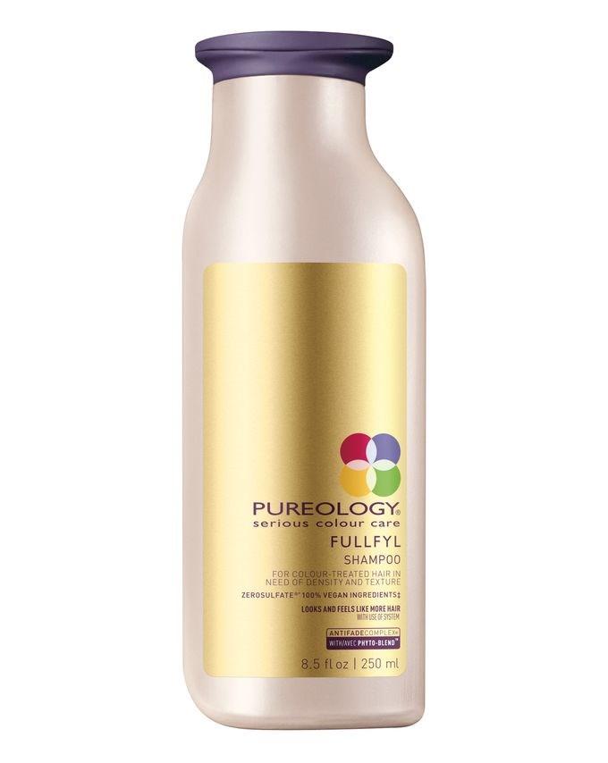 "**Best For Fine Hair** <br><br> Pureology Fullfyl Shampoo and Conditioner, $40 each, at [Adore Beauty](https://www.adorebeauty.com.au/pureology/pureology-fullfyl-shampoo-250ml.html?istCompanyId=6e5a22db-9648-4be9-b321-72cfbea93443&istItemId=-xlmxtqlwwq&istBid=tztx&gclid=Cj0KCQiA_s7fBRDrARIsAGEvF8SQTtLFtHvbNo1Z7R-LqL9C9b-d_YZCz7S3NLzDcszgsd_fvOukfowaAiU0EALw_wcB|target=""_blank""|rel=""nofollow"")."