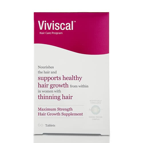 "**Best Hair Supplements** <br><br> Viviscal Maximum Strength, from $70, at [Priceline](https://www.priceline.com.au/viviscal-maximum-strength-supplement-60-tablets|target=""_blank""
