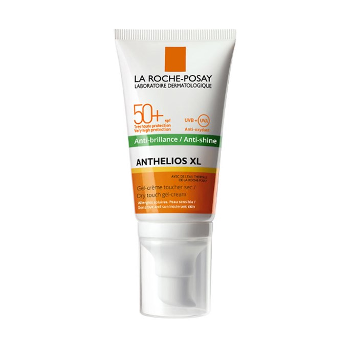 """**Best Travel-Sized SPF** <br><br> Anthelios SPF 50+ Ultra-Light Fluid by La Roche-Posay, $30 at [Adore Beauty](https://www.adorebeauty.com.au/la-roche-posay/la-roche-posay-anthelios-dry-touch-untinted-sunscreen-spf50.html?.html